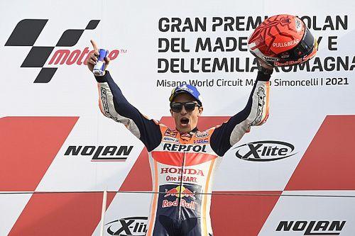 MotoGP | A Misano vince Marquez nel giorno di Quartararo