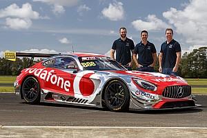 All-star line-up for Triple Eight Mercedes in Bathurst 12 Hour