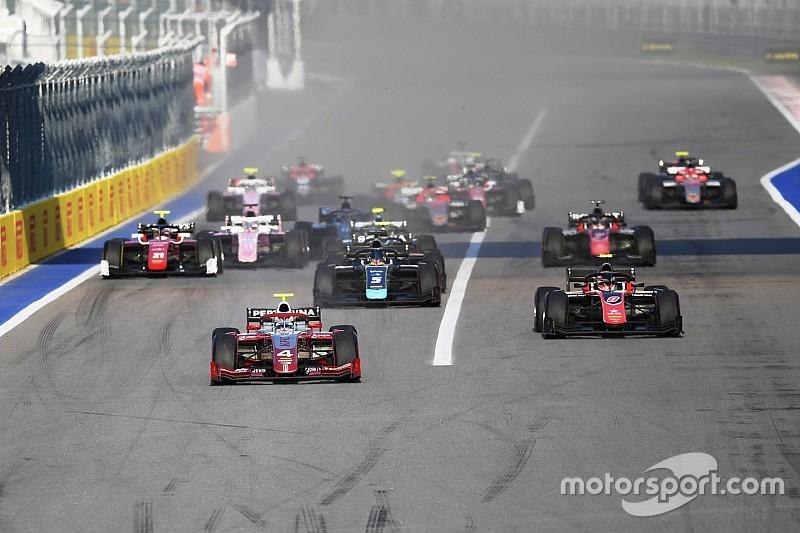 Сочи примет этапы Ф2 и Ф3 в 2019 году