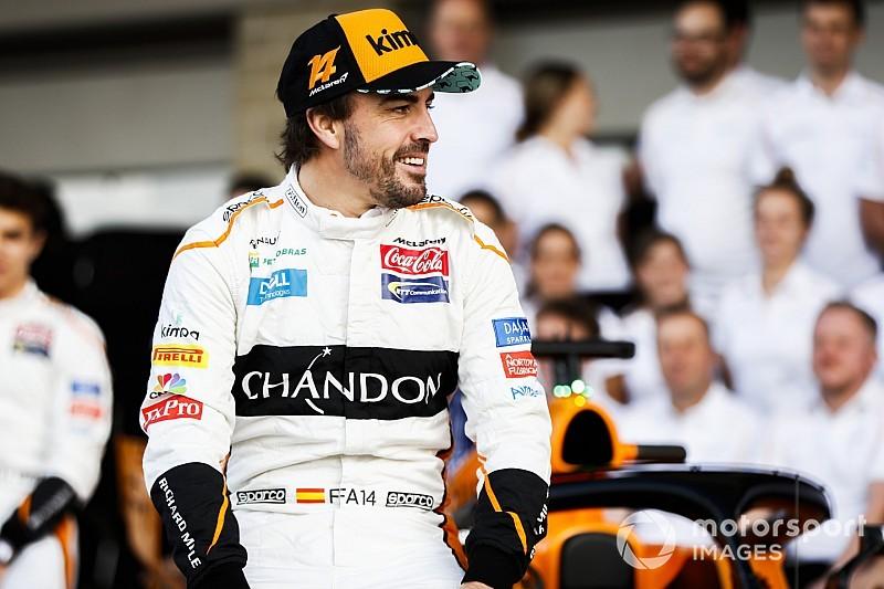 Alonso cree que la F1 será