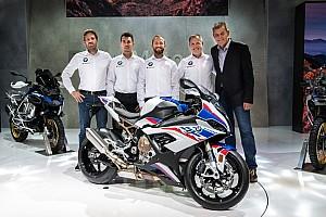 Sykes joins new BMW factory WSBK effort for 2019
