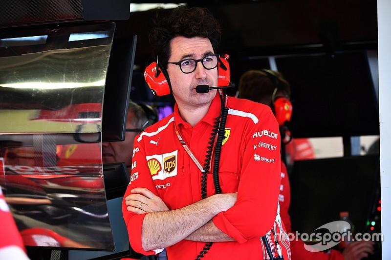 ¿Quién es Mattia Binotto, el nuevo jefe de Ferrari?