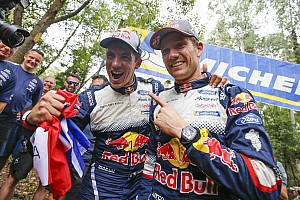 How Ogier won the WRC's psychological war