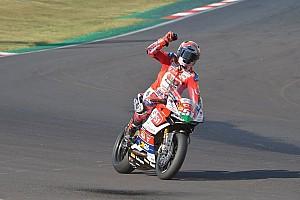 Michele Pirro campione tricolore della Superbike per la sesta volta a Valleleunga