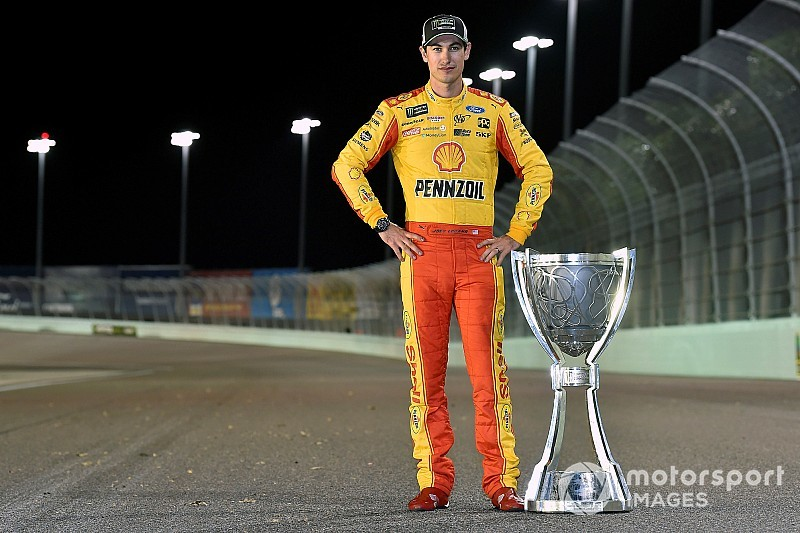 Joey Logano's first week as NASCAR Cup Series champion