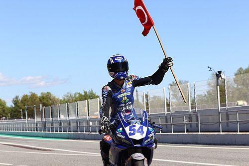 Supersport 300: Bahattin, Jerez'de yine kazandı