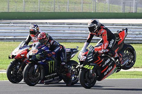 Starting Grid MotoGP San Marino 2021