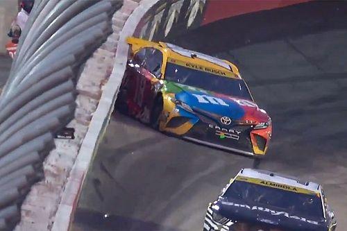 Bahayakan Orang Lain, NASCAR Denda Kyle Busch Rp714 Juta