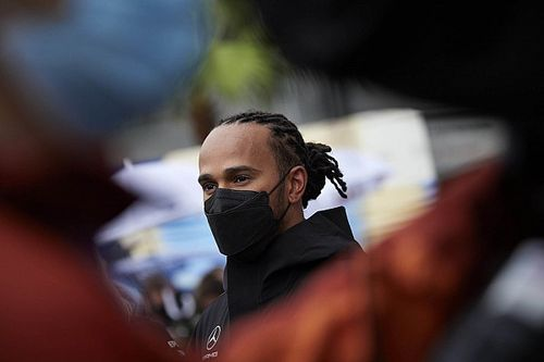 "Hamilton: Wait for 100th F1 win ""taking longer than ever"""