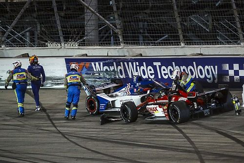 Newgarden: IndyCar driver aggression over the edge at times