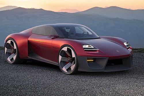 Kevésbé fájna a Porsche 911 villanyosítása, ha a végeredmény így nézne ki?