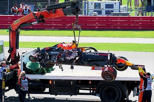 Honda, Verstappen'in çatlağa sahip motorunu kullanıp kullanamayacağına bakacak