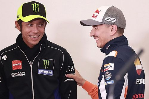 "Lorenzo ""never imagined"" Rossi's Petronas move"