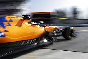 Três funcionários da McLaren vão para o hospital após incêndio na garagem da equipe de F1