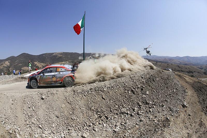 El Rally de México admite que su evento estuvo