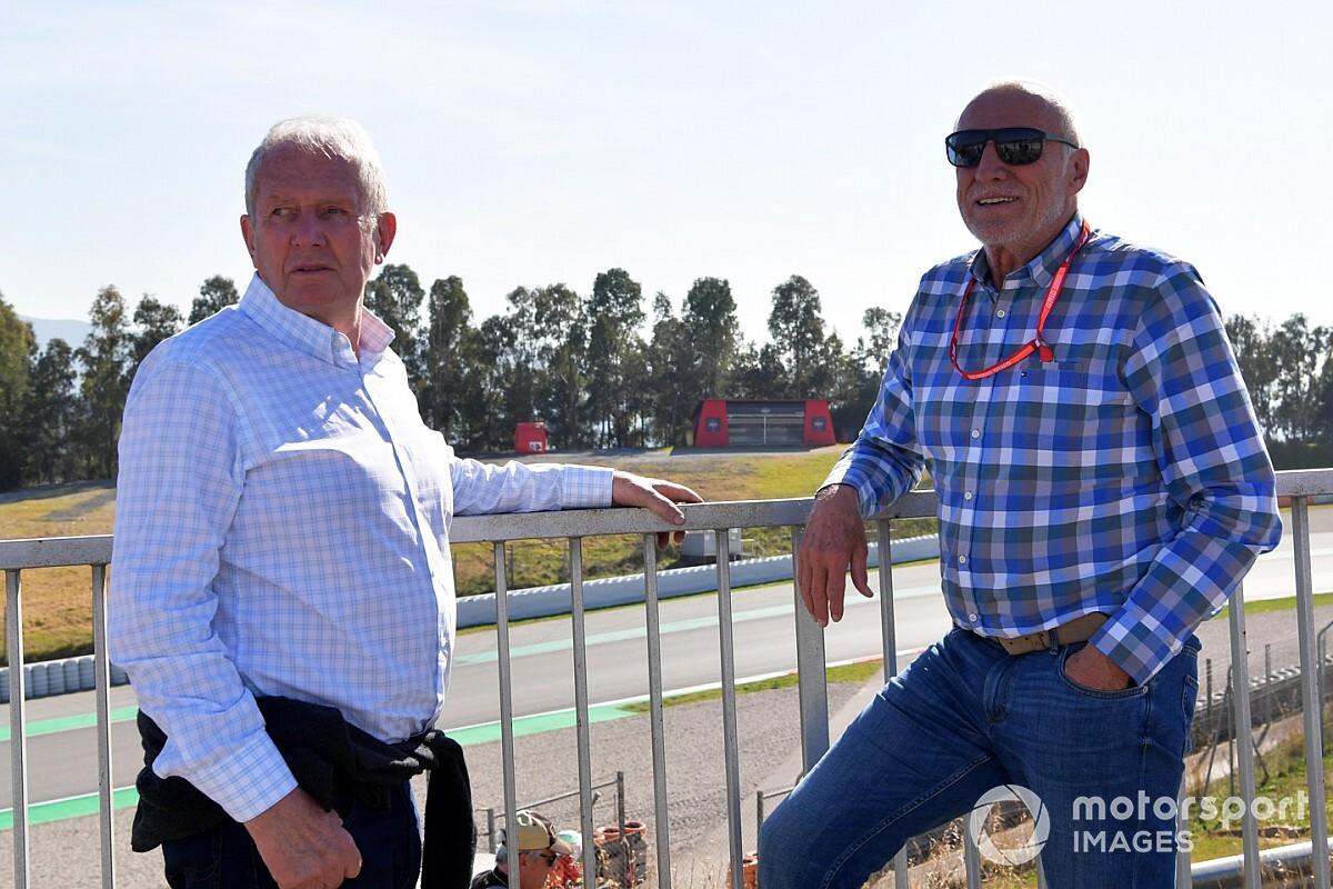 Mateschitz: Red Bull, F1'de ilk kez rekabetçi bir motora sahip
