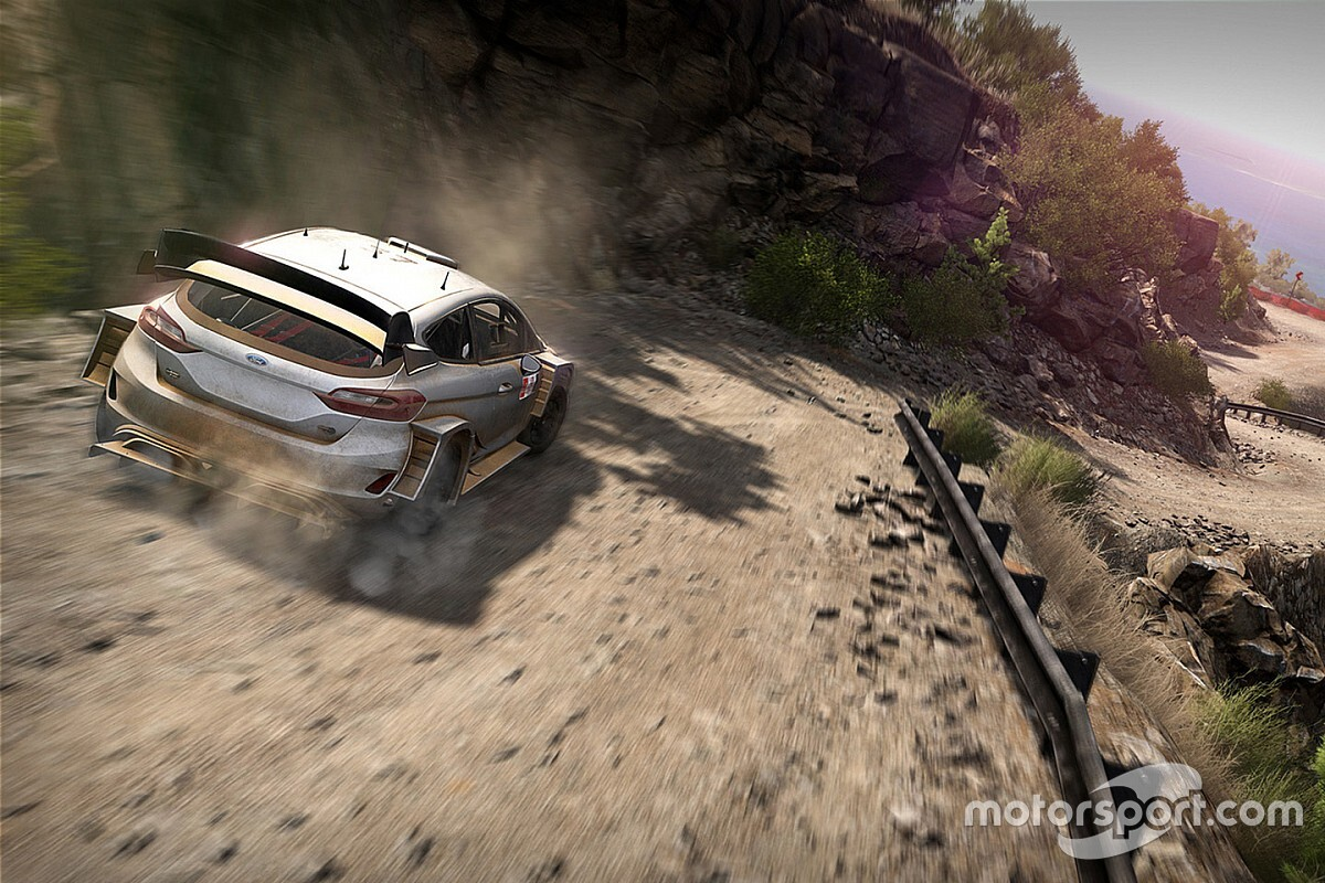 New WRC game set for September release