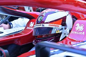 """Räikkönen """"öreg csontjai"""" megérezték a 114 kört"""
