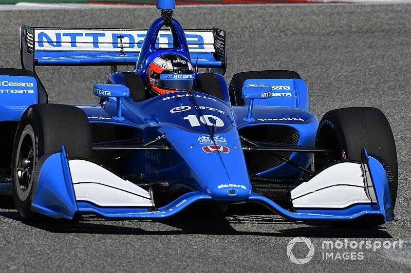 Rosenqvist lidera la primera práctica