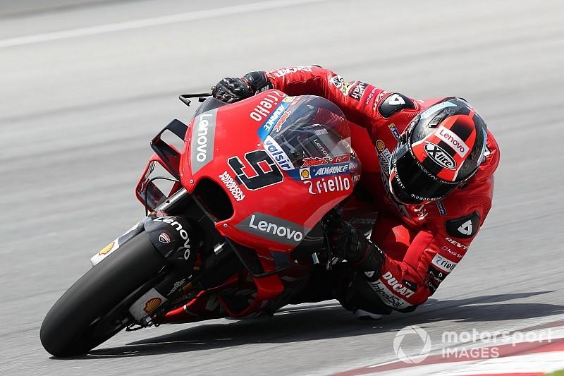 Test MotoGP Sepang, Giorno 3: dominio Ducati con un Petrucci da record!