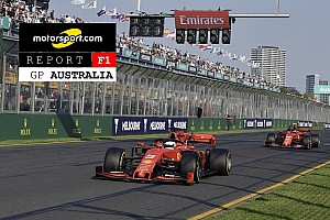 Motorsport Report: ecco perché la Ferrari di Melbourne è troppo brutta per essere vera