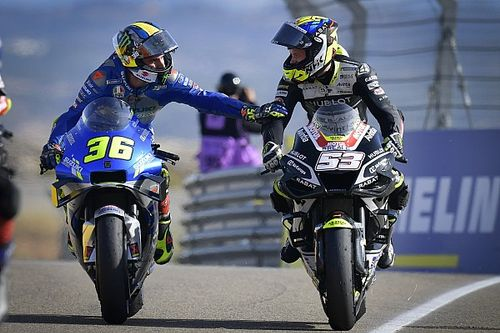 """Rabat: """"Doy la talla de sobra para estar en MotoGP"""""""