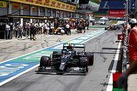 Bottas supera Hamilton e crava a pole para o GP da Áustria de F1