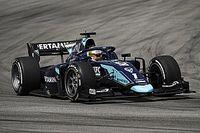 ショーン・ゲラエル、背骨骨折から3ヵ月ぶりに復帰。FIA F2バーレーン戦に出走