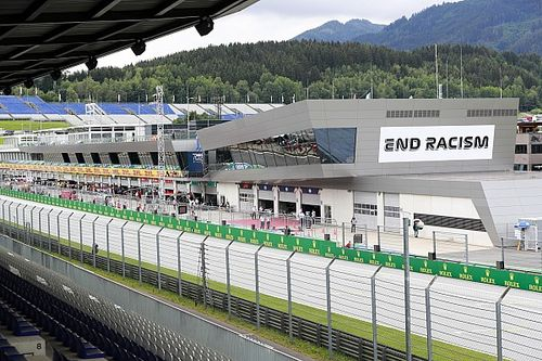 F1 drivers free to take own anti-racism stance on Austria grid