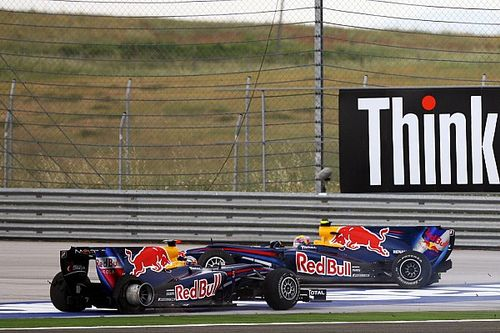 The beginning of the end for Webber at Red Bull