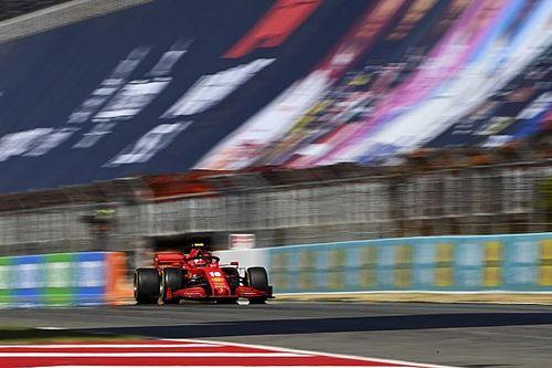 Fotogallery F1: le Qualifiche del GP di Spagna