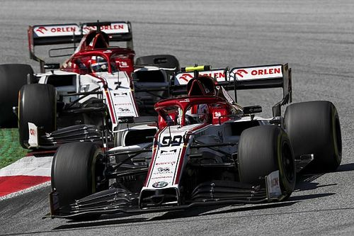 Alfa Romeo prend une amende mais récupère des points