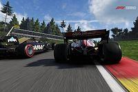 Videós válogatás az F1-es Virtuális Nagydíjak legjobb jeleneteiből