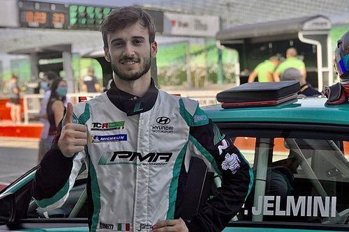 Jelmini debutta nel TCR Europe a Monza con la Hyundai di PMA