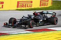 Боттас показал средний палец круговому на Гран При Штирии