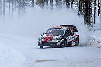 WRC, Rally Arctic, PS7: Rovanpera, il secondo posto è al sicuro