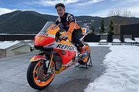 """Espargaro, Honda ile ilk MotoGP testi öncesinde """"oldukça gergin"""""""