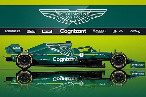 Aston Martin révèle quand sera dévoilée sa F1 2021