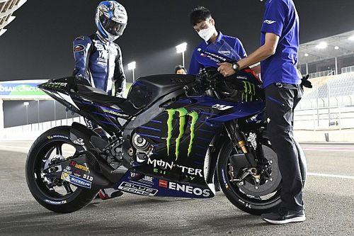 Rookie WSBK Beraksi dalam Tes MotoGP Qatar
