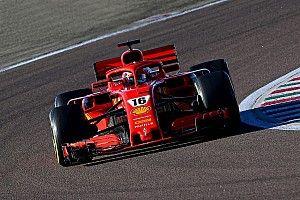 Ferrari: oltre 100 giri con la SF71H per Leclerc a Fiorano