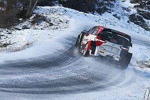 WRC, Monte-Carlo, PS14: Ogier vede l'ottavo successo