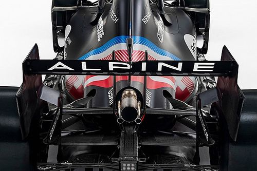 Alpine a démarré sa nouvelle F1