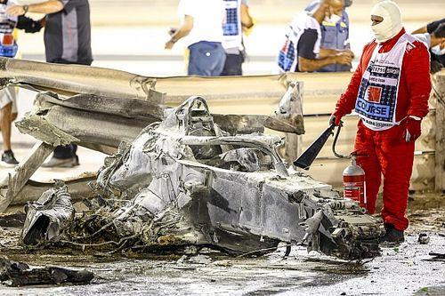 Zo gaat de FIA het ongeluk van Grosjean onderzoeken