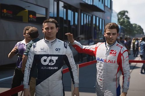 New F1 2021 game trailer showcases two-player career, Braking Point