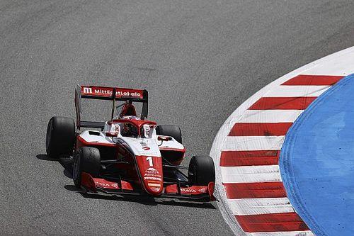 Hasil Race 3 F3 Spanyol: Hauger Dominan, Doohan Podium