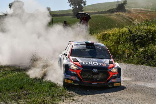 CIR: Scandola-D'Amore vincono il San Marino Rally con la Hyundai