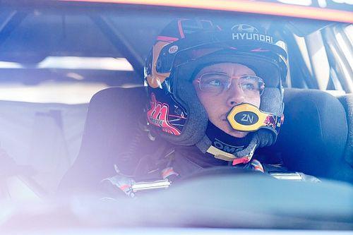 WRC: esclusione di un rally (sospesa) per Thierry Neuville