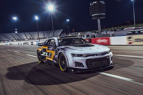 NASCAR signs off Next Gen Cup car, chassis released to teams this week