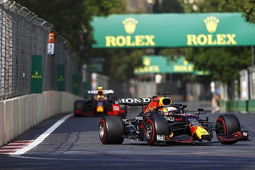 Pirelli: Red Bull y Aston Martin corrían con presiones más bajas