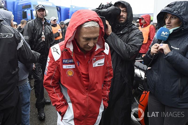 Ducati smentisce la Direzione Gara: